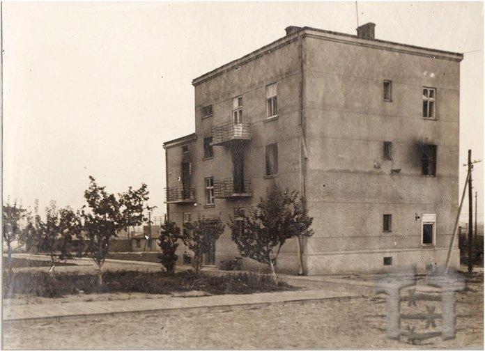 Будинок коменданта Янівського концтабору Густава Вільгауза.