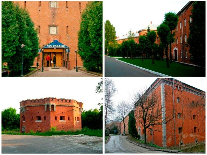 Львівська Цитадель у власності «Volksbank»