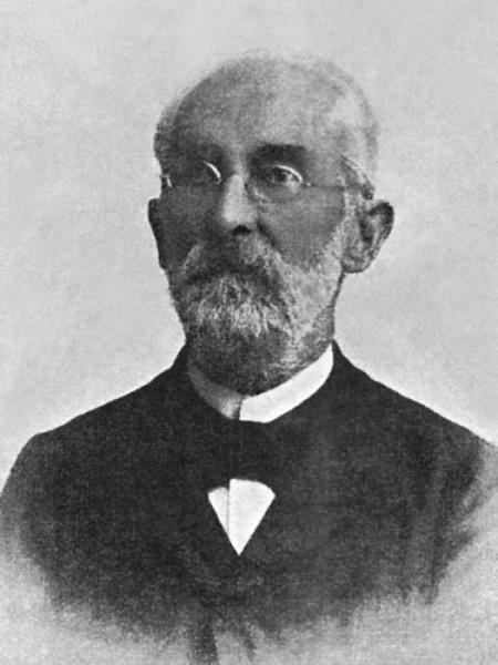Адольф Кун, 1900