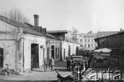 1939. Автотракторний ремонтний завод (довоєнна фабрика комбайнів)