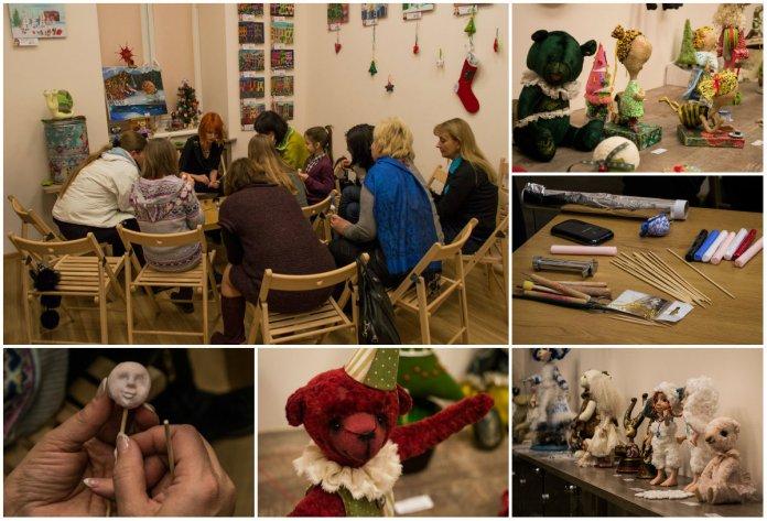 «Новорічна феєрія 2014-2015» і її казкові майстер-класи