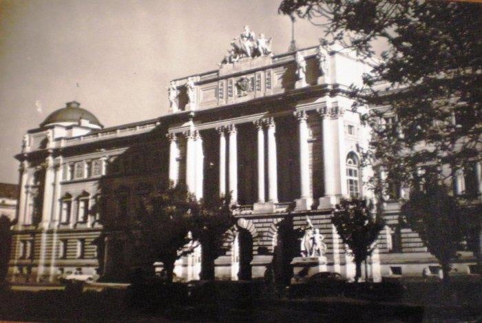 Львівський національний університет імені Івана Франка, фото 70-ті роки XX століття