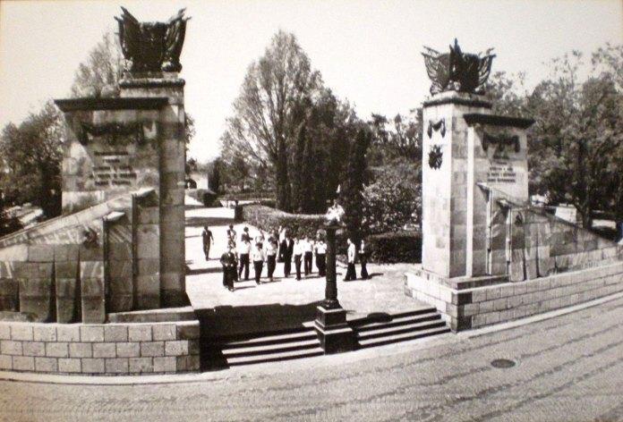 Пагорб Слави у Львові, фото 70-ті роки XX століття