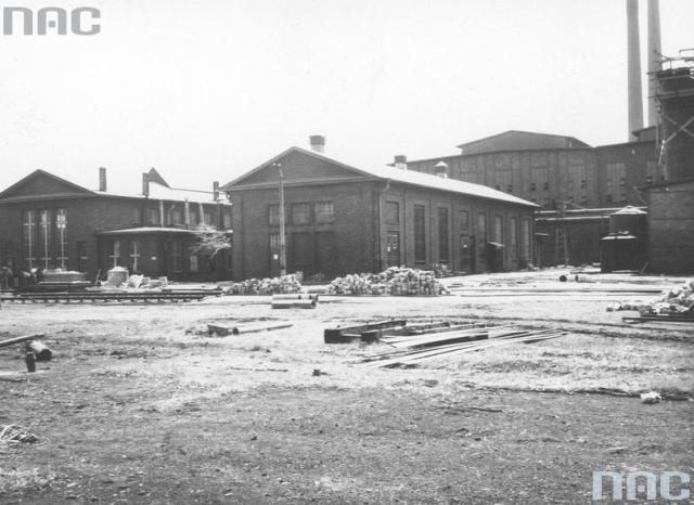 Будівля лабораторії, 1920-1939