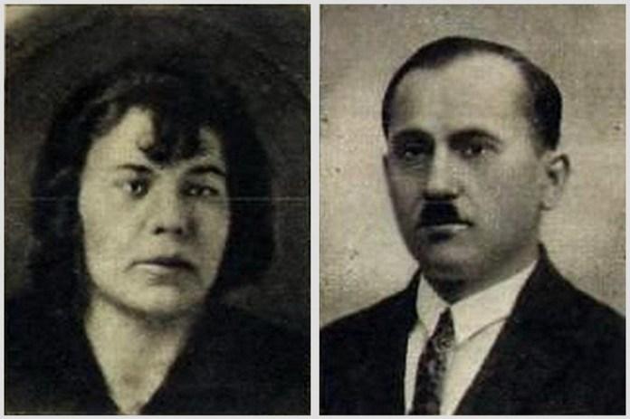 І. Цибульський і Е. Шефф - вбивця і жертва.