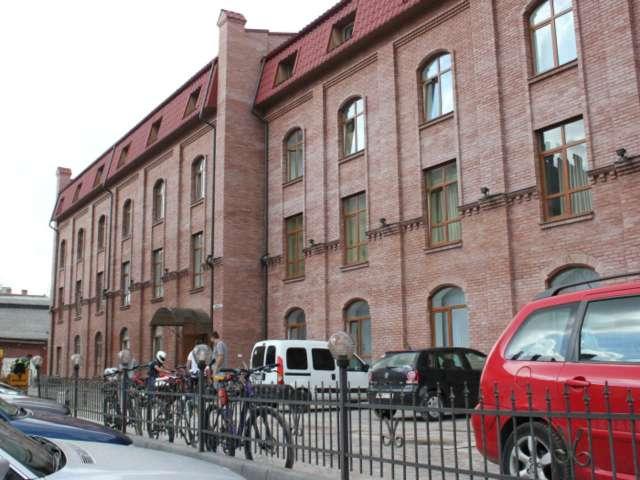 Приміщення старої газовні у Львові, наші дні.