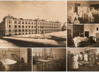 26 унікальних фото госпіталю вдови імператриці Марії Федорівни у Львові