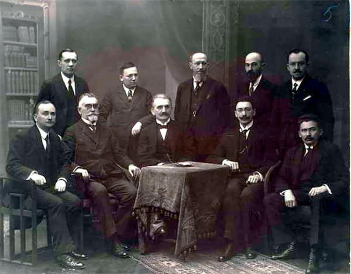 Українська Національна Рада.