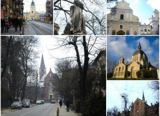 Десять старовинних діючих храмів Львова