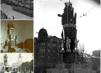 Львів, якого не повернеш. Пам'ятник Сталінській Конституції