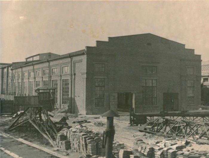 Один з цехів заводу