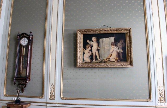 """Картина """"Хустина святої Вероніки"""" Якопо Амігоні"""