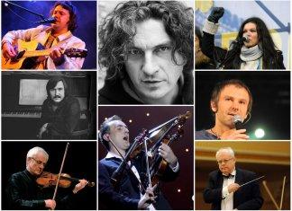 ТОП-10 найвідоміших співаків, музикантів та композиторів, родом зі Львова