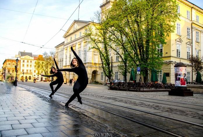 Львів у ритмі танцю