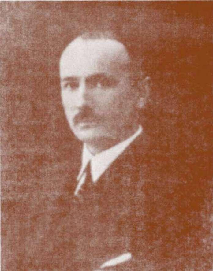 """Творець """"Магнуса"""" арх. Роман Фелінський (1886-1953)"""