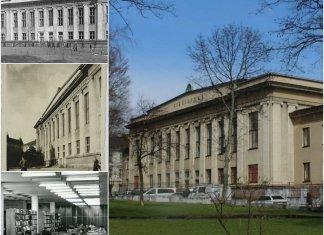 Останній проект Тадеуша Обмінського або бібліотека у стилі ар деко