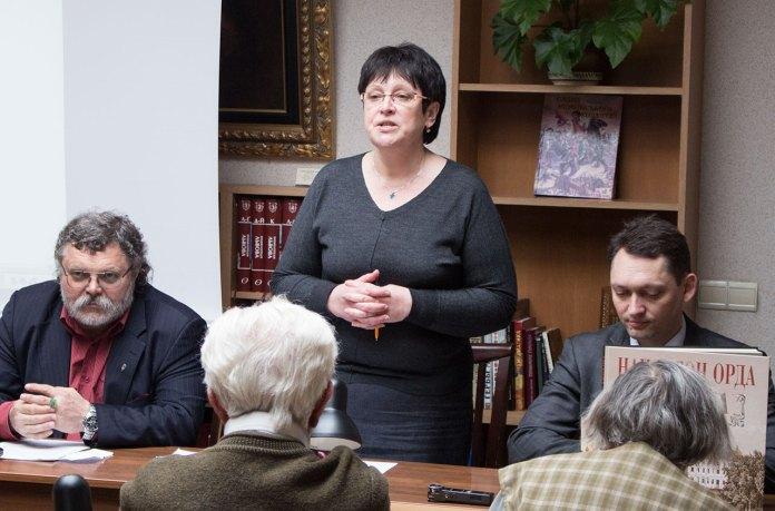 """Лідія Сніцарчук модерує презентацію мистецького видання """"Наполеон Орда і Україна"""""""