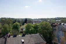 Панорама Львова з даху астрономічної обсерваторії