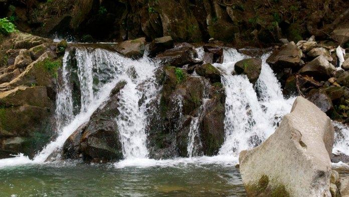 Кам'янецький водоспад. Фото: commons.wikimedia.org
