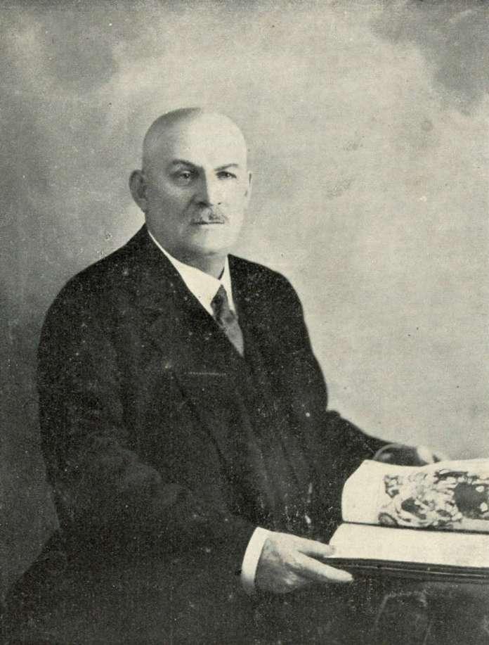 Олександр Чоловський (1865-1944) - галицький історик, архівіст, громадський діяч