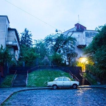Вулиця Людкевича