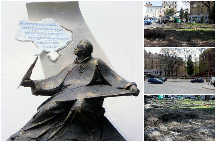 Вербицький може постати у Львові до Дня Незалежності