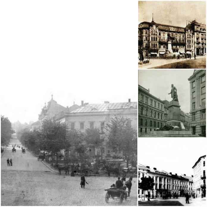 130 років площі Францішека Смольки. Історія у 15 зображеннях