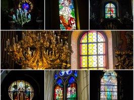 Кольоровий світ через вітражі старовинних львівських храмів
