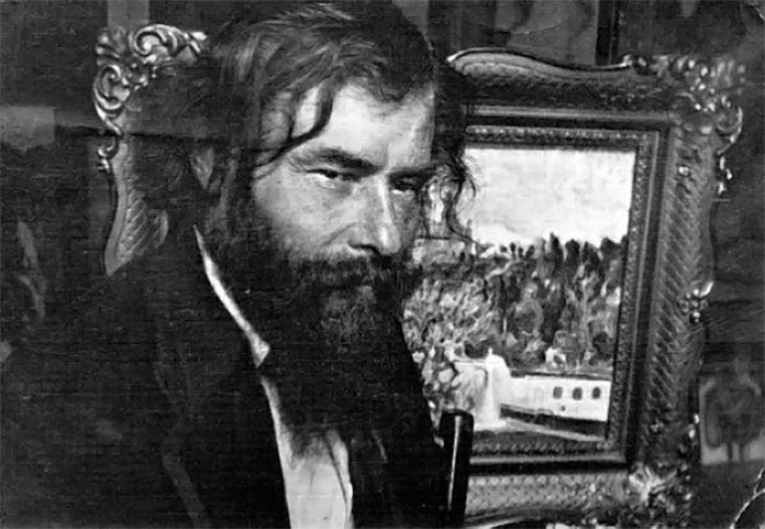 Олекса Харлампійович Новаківський