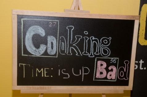 "Квест ""Лабораторія Cooking Bad"""