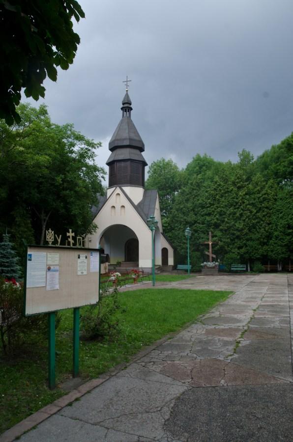 Дзвіниця церкви св. Параскеви-П'ятниці
