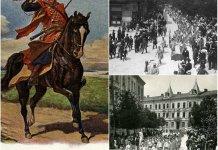 Шевченківський здвиг 1914 року у спогадах очевидців