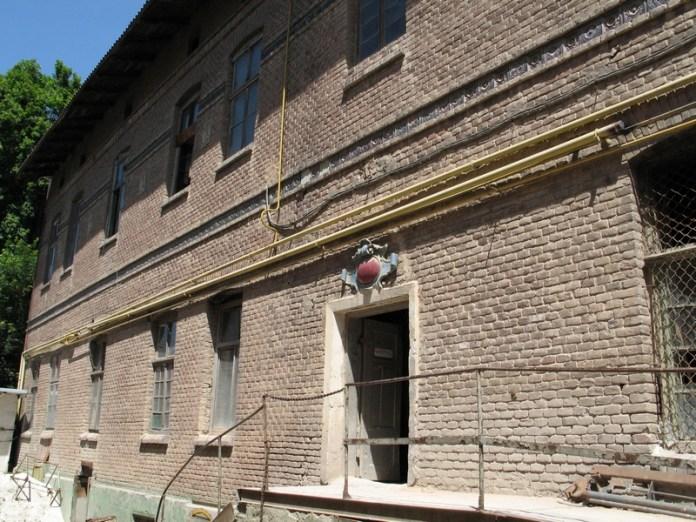 Промисловий корпус фабрики
