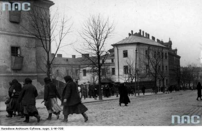 Замарстинівська в'язниця. Фото до 1939 року