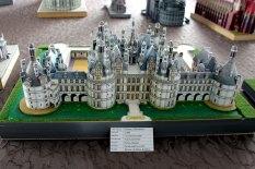 """3D-моделі шедеврів світової архітектури з виставки """"Шведський стіл урбаніста"""""""
