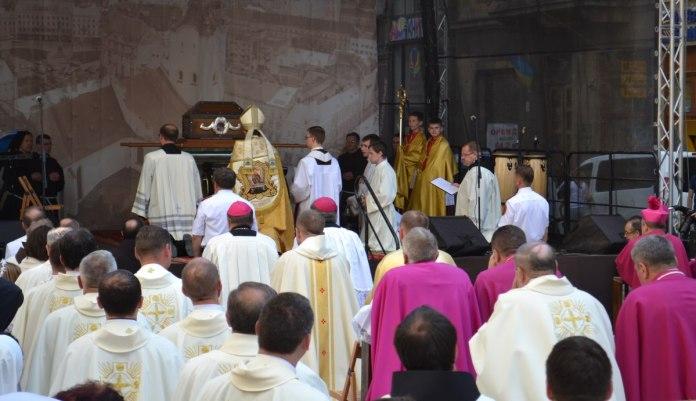 Вшанування 600-ї річниці з дня народження святого Яна з Дуклі