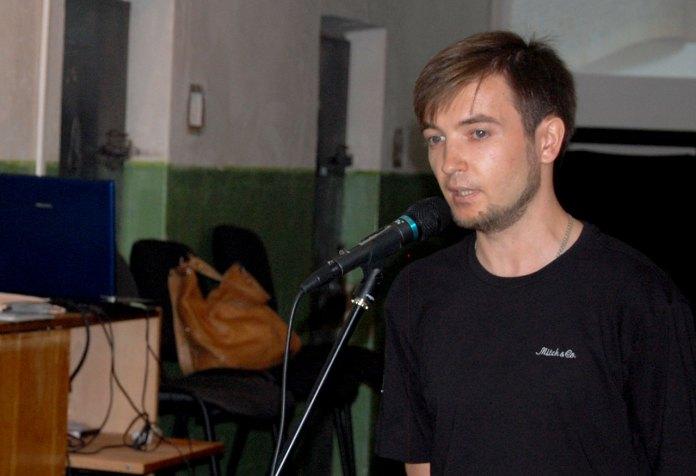 Андрій Усач — керівник Архіву Центру досліджень визвольного руху