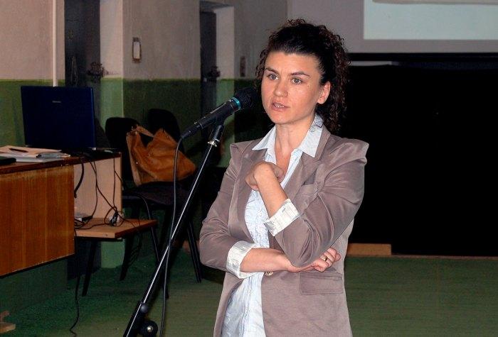 Марта Гавришко — наукова співробітниця Центру досліджень визвольного руху