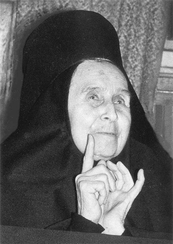 Олена Казімірчак-Полонська прийняла чернечий постриг з іменем Олена.