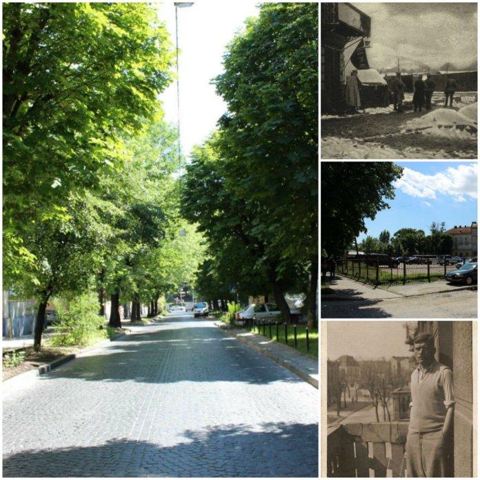 Вулиця Городоцько-Янівська, або перша