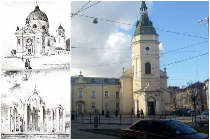 Якою могла бути церква святої Анни. 7 найкращих проектів