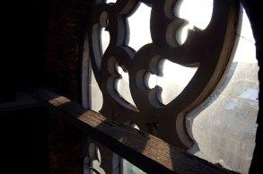 Підйом на оглядовий майданчик вежі храму Свв. Ольги і Єлизавети