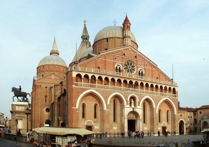 Падуя, Італія, Базиліка Святого Антонія