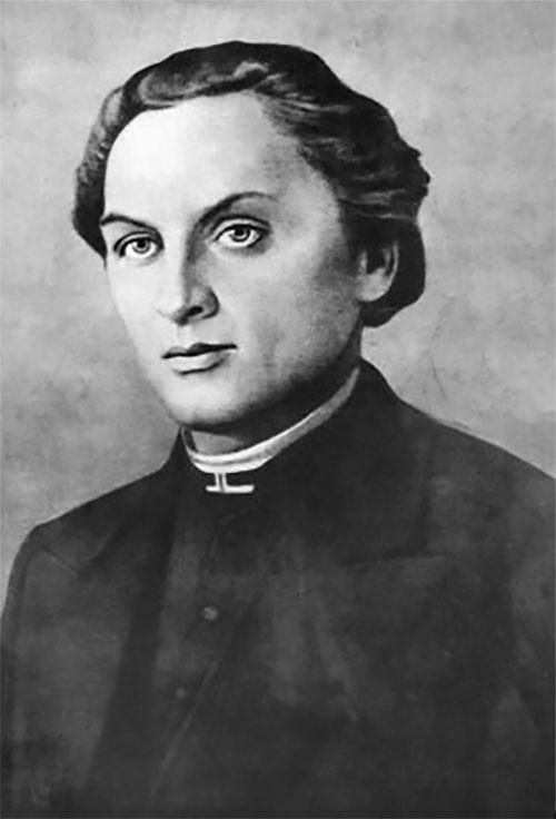 Cимволічний портрет Маркіяна Шашкевича