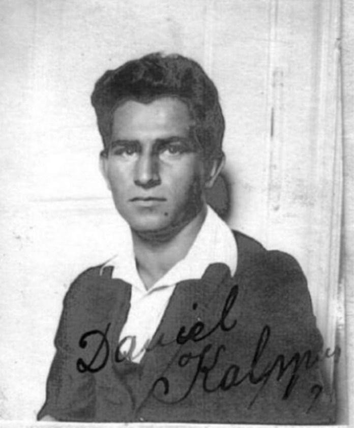 Даніель Кальмус - автор нової будівлі для єврейського театру 1938-1939 років