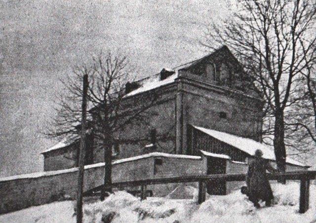 Костел Св. Войцеха. 1902 р.
