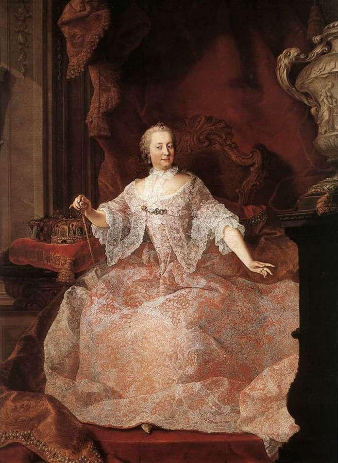 Цісарева Марія-Терезія (1740-1780)