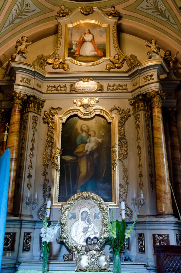 Каплиця святих Барбари і Юзефа