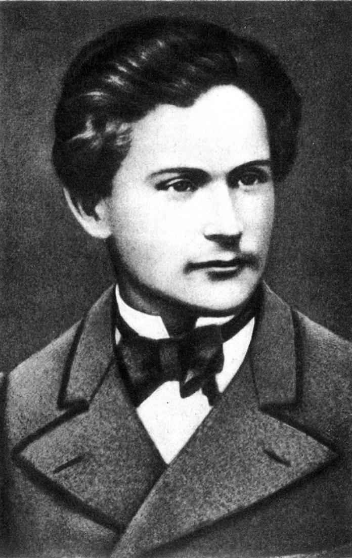 Іван Франко в молоді роки