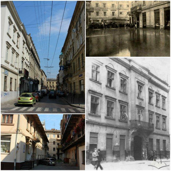 Вулиця Модеста Менцинського, або де знаходився